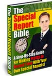 The Special Report Bible