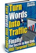 Turn Words Into Traffic